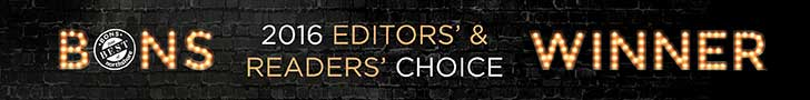 2016 Best of North Shore Editors' and Readers' Choice awards!