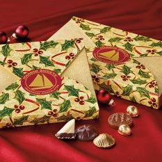 Holly Wrap Classic Gift Asst - 30pc