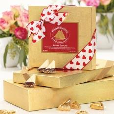 Valentine Sweet Sloops Gift Box 36 pc